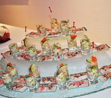 Organiser un cocktail de mariage